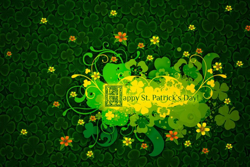 1920x1200 Videos · Home > Wallpapers > Holiday wallpapers > Saint  Patrick's Day wallpapers
