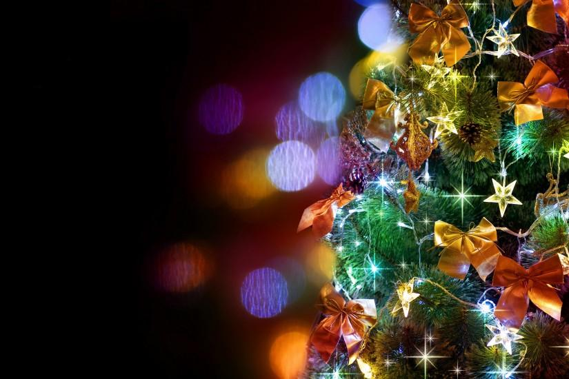 download christmas lights background 2880x1800 high resolution