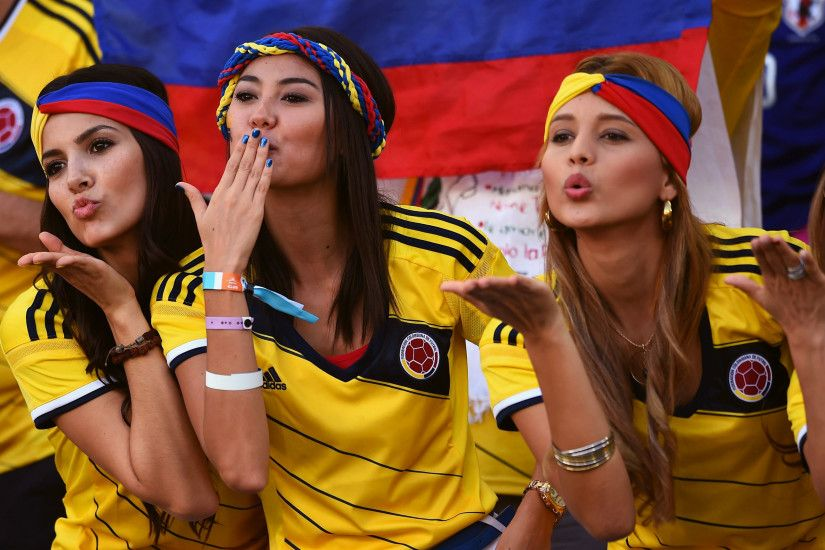 FIFA World Cup, Women, Colombia Wallpapers HD / Desktop and Mobile  Backgrounds