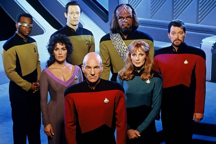 1 Star Trek: The Next Generation - Future's Past HD Wallpapers |  Backgrounds - Wallpaper Abyss