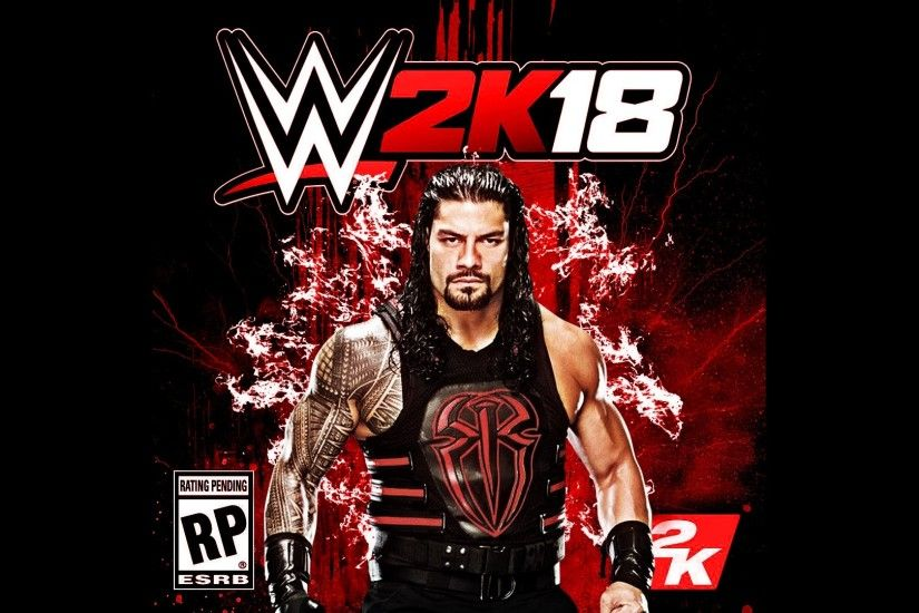 Roman Reigns WWE 2K18 Custom Cover ...