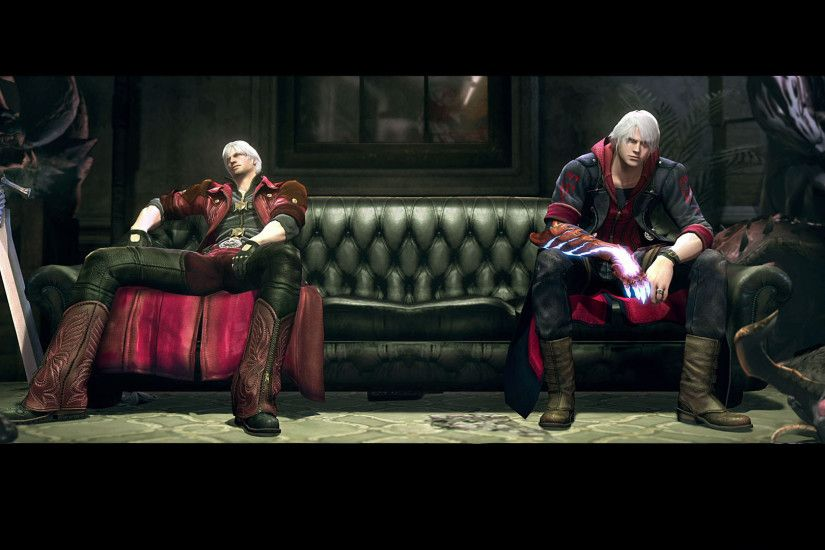 98 Devil May Cry HD Wallpapers | Backgrounds - Wallpaper Abyss .