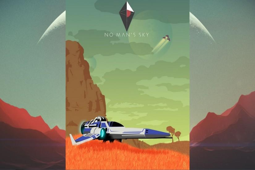 cool no mans sky wallpaper 1920x1080