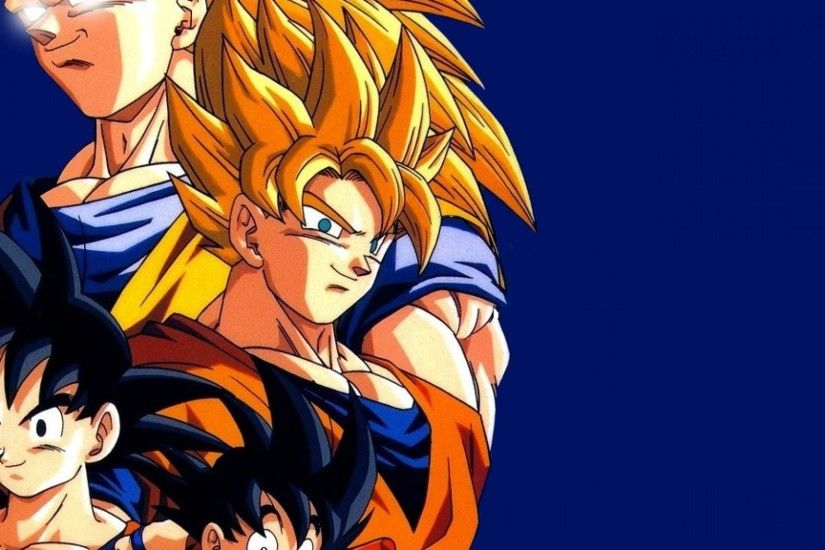 Super Saiyan Goku Wallpaper Hd HDWallpaper.net 1920×1080