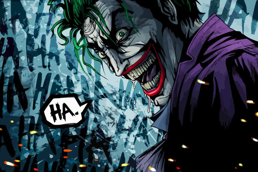 Comics - Joker Wallpaper