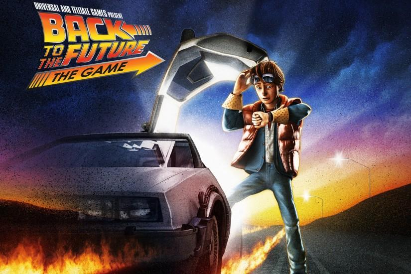 Free Back to the Future: The Game Wallpaper in 1920x1200 .
