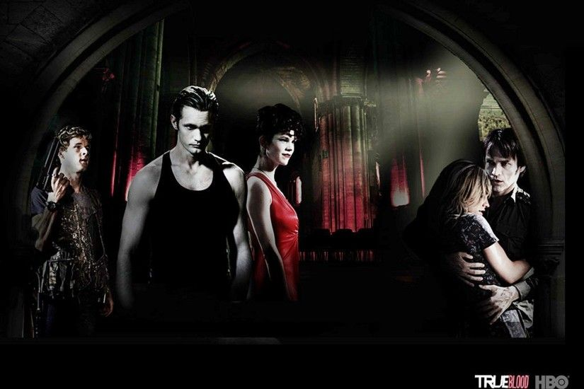 True Blood - True Blood Wallpaper (17188960) - Fanpop