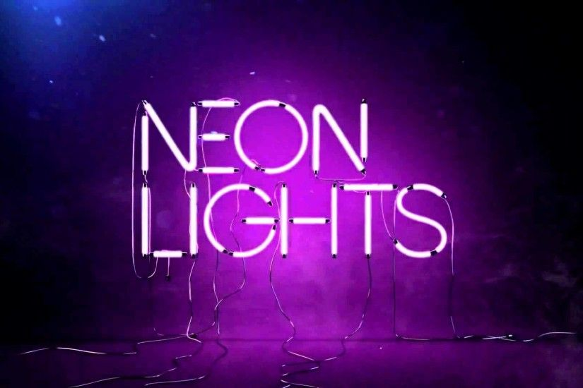 Photography - Neon Neon Sign Wallpaper