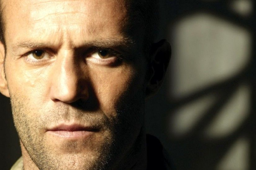 3840x2160 Wallpaper jason statham, bald, actor, beard, frowning, face, close