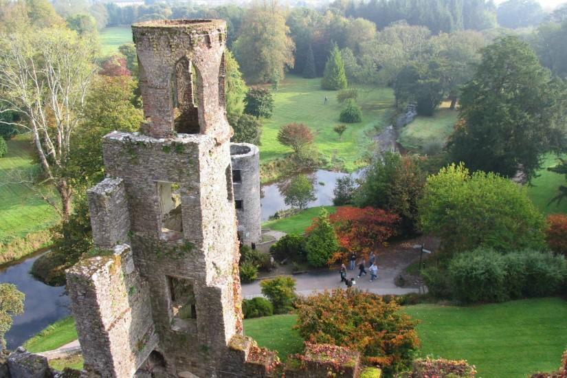 Blarney Castle,Ireland | Wallpapers for PC