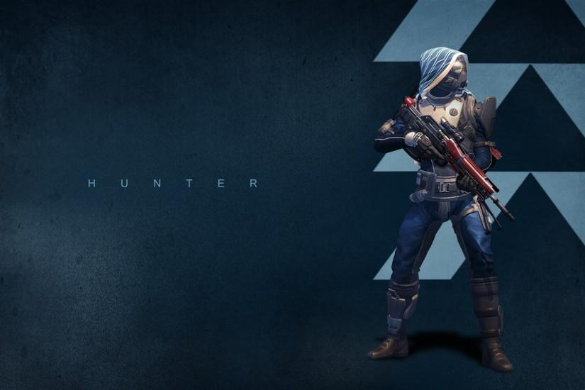 Destiny Hunter Wallpaper ·① Download Free Wallpapers For