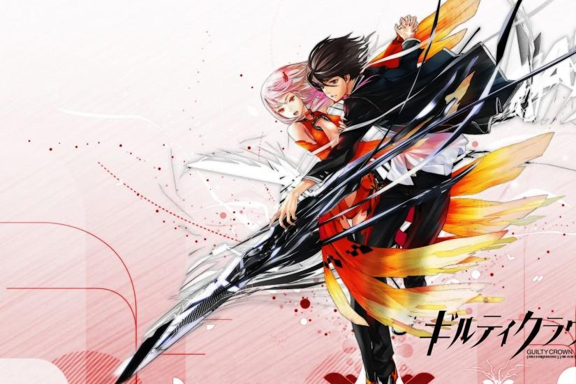HD Wallpaper | Background ID:226488. 1920x1080 Anime Guilty Crown. 7 Like.  Favorite