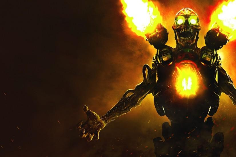 widescreen doom wallpaper 1920x1080 free download
