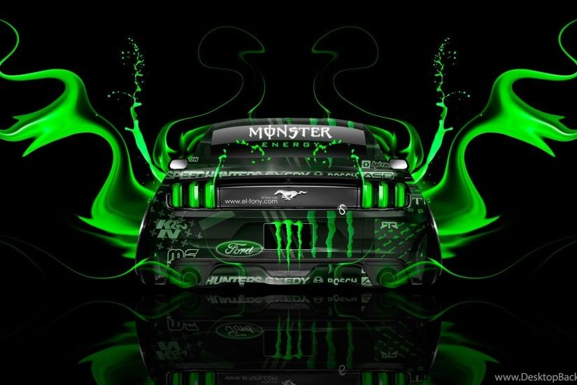 Green Monster Energy Wallpapers : Brands Wallpapers LocaLwom