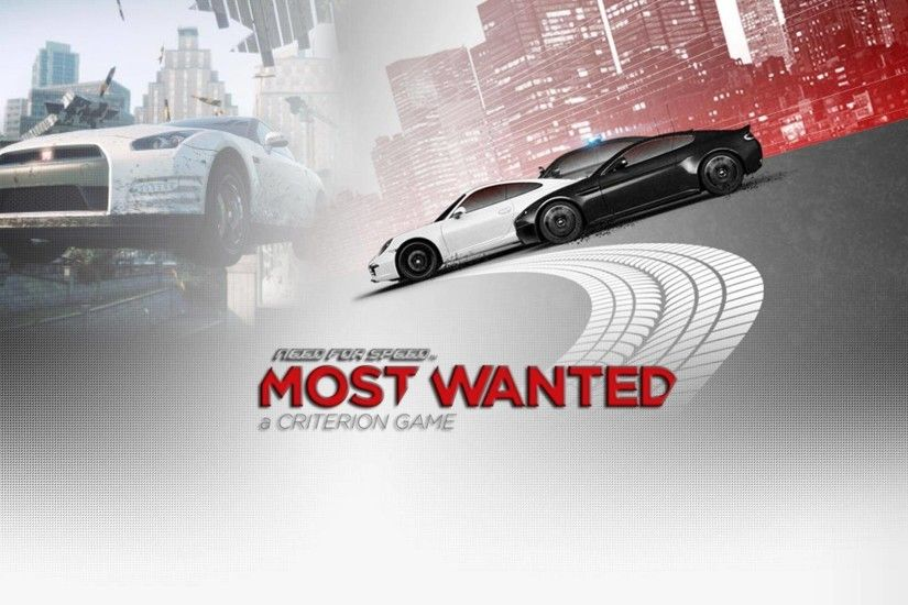 NFS Most Wanted Wallpaper 1