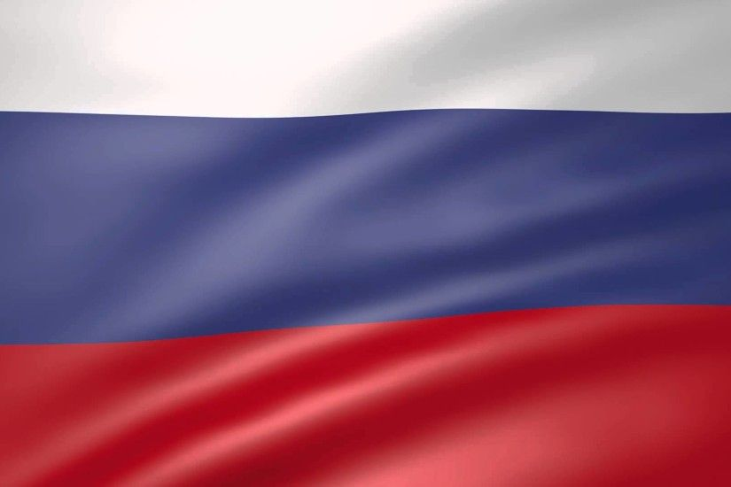 Flag Of Russia #3