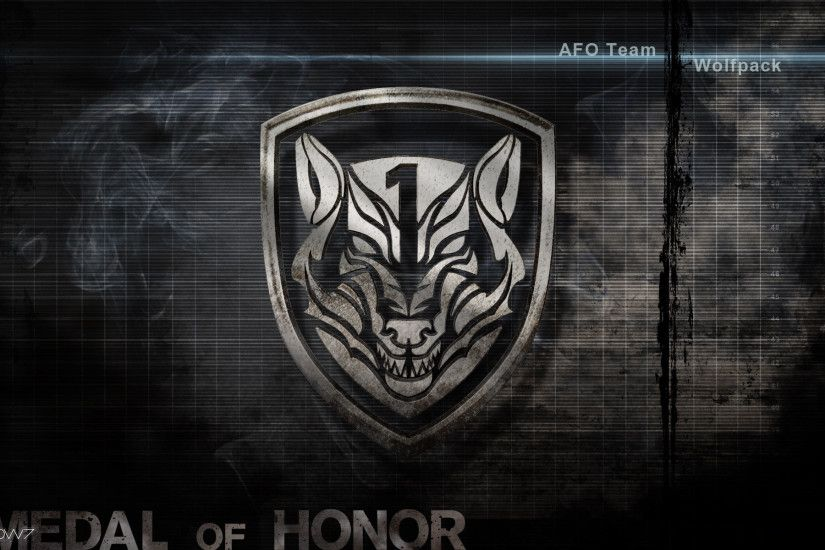 medal of honor wolfpack widescreen wallpaper