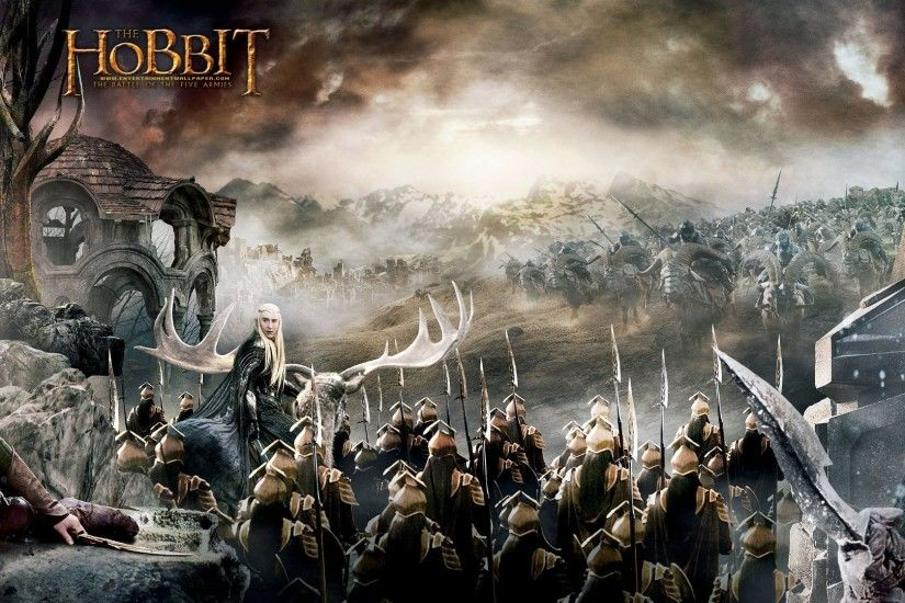 The Hobbit: The Battle of the Five Armies Wallpaper - Original size,  download now