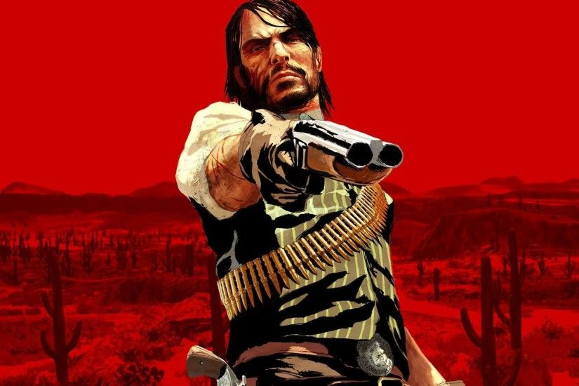 Red Dead Redemption Wallpaper 1080p 3778 Wallpaper | wallpicsize.