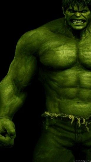 Green The Incredible Hulk (movie) Wallpapers