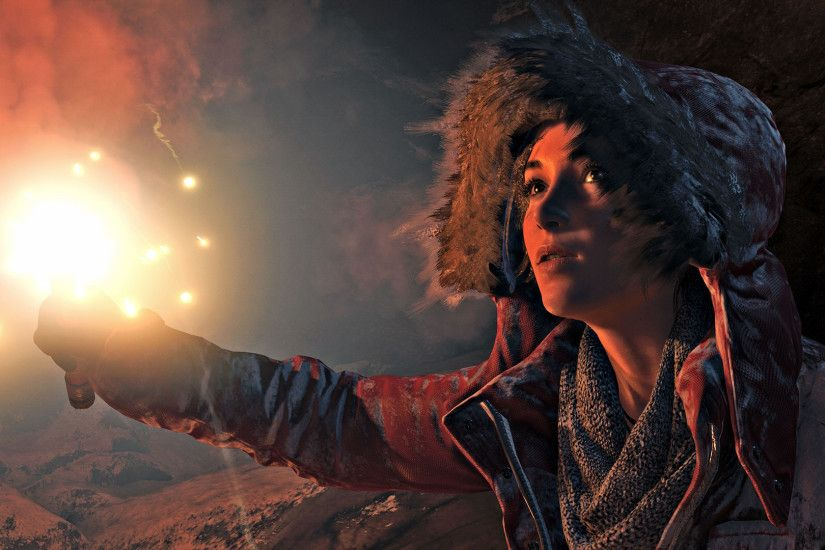 Here's some Gorgeous Concept art for Rise of the Tomb Raider