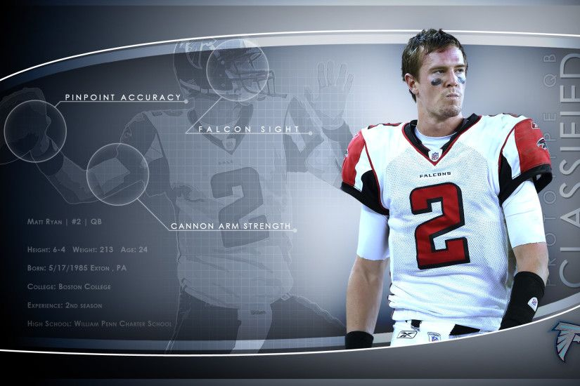 Matt Ryan Falcons Wallpaper