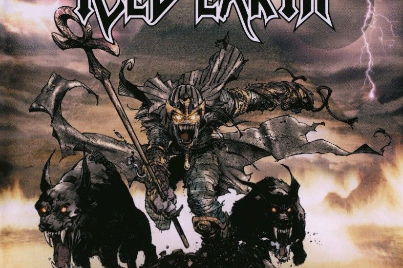 Iced Earth - Something Wicked This Way Comes (1998) Heavy Metal Music, Hard