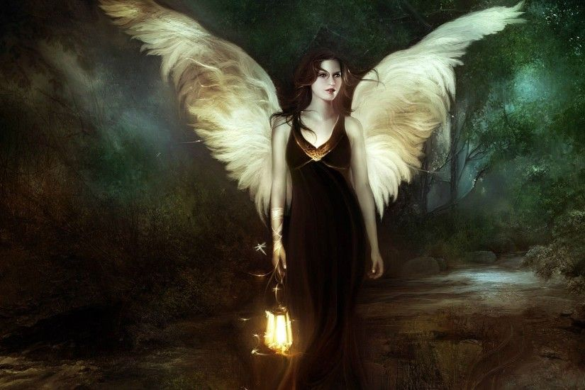 Guardian Angel Wallpapers - Wallpaper Cave