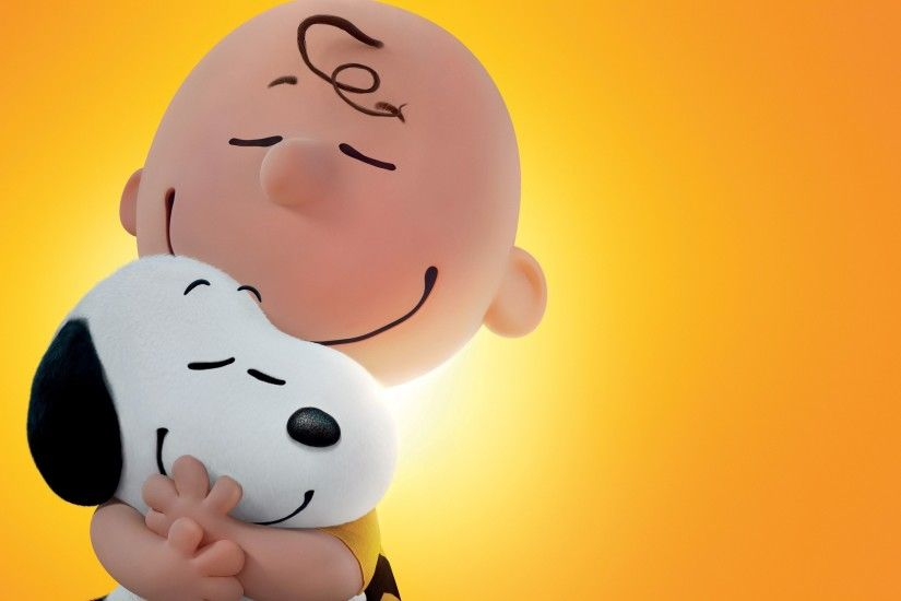 Wallpaper Charlie Brown, Snoopy, The Peanuts Movie, Animation .