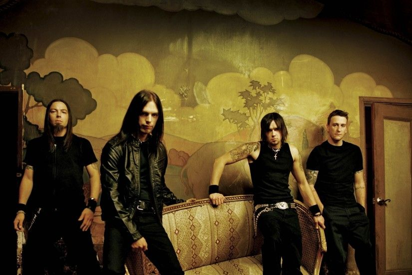 3840x2160 Wallpaper bullet for my valentine, band, members, room, sofa
