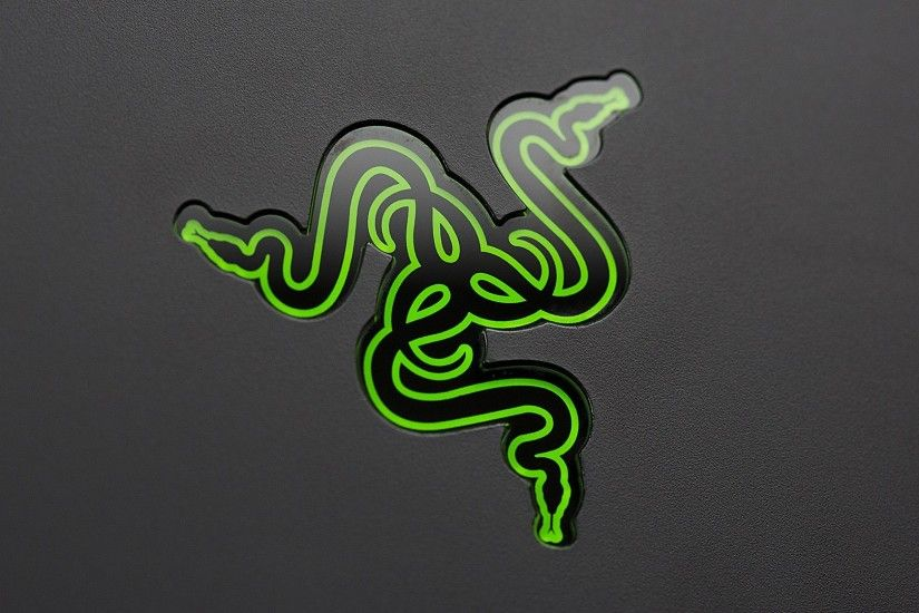 Razer Logo Wallpaper 1920x1080