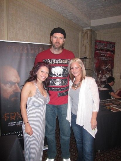 Tyler Mane, Michael Myers Rob Zombie's Halloween and Devils Rejects...with  Amy