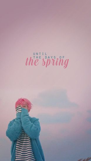BTS || BTS Wallpapers || Jimin || Spring Day || You Never