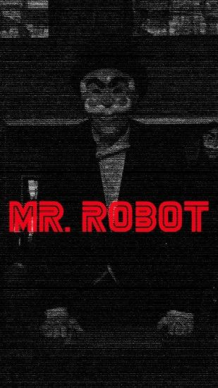 ... MR ROBOT wallpaper shared by sakel27 via /r/wallpapers http://ift ...