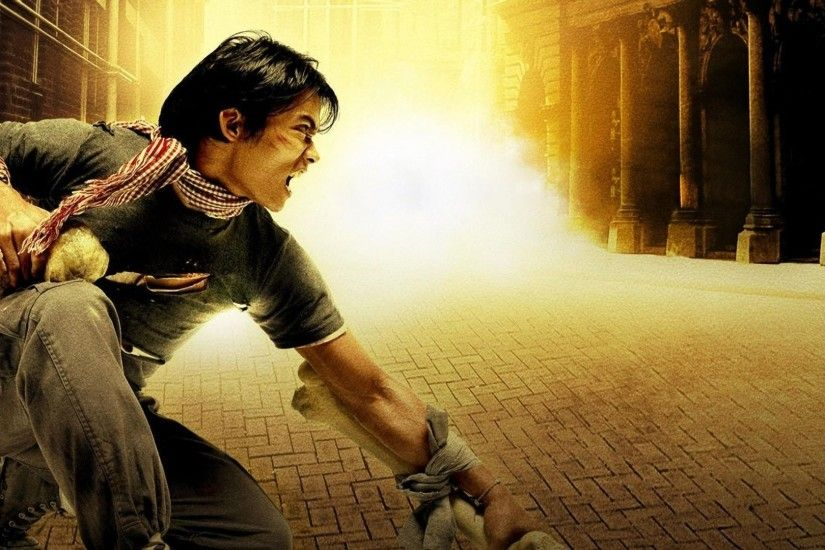 Tony Jaa Wallpaper