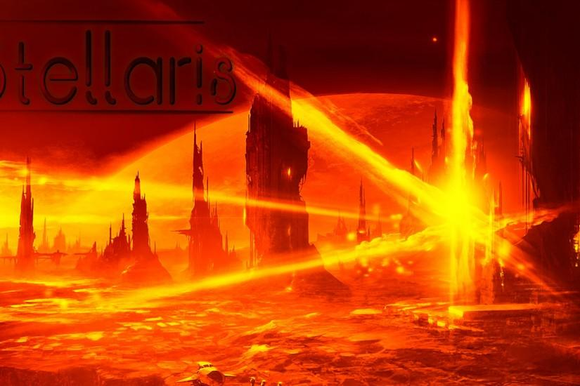 Stellaris Full HD Wallpaper 1920x1080