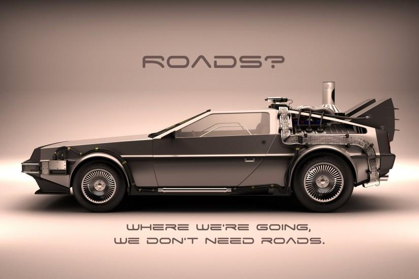 HD Wallpaper | Background ID:206858. 2000x1236 Movie Back To The Future. 6  Like. Favorite