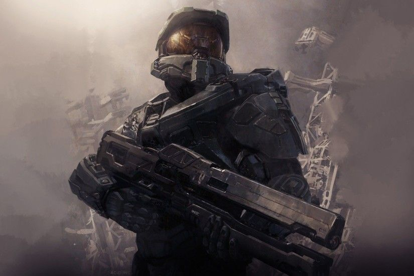 Halo 4 Master Chief wallpaper 197580