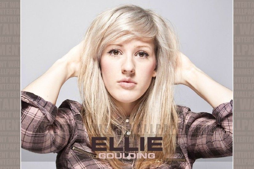 Ellie Goulding Wallpaper - Original size, download now.