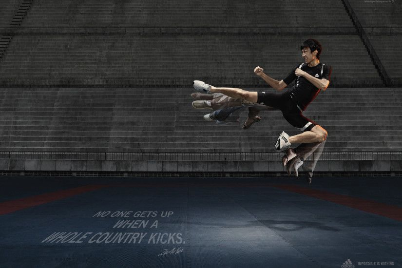 Wallpapers Adidas Taekwondo 2560x1810