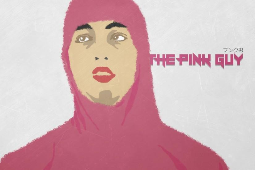 The Pink Guy | ピンク男