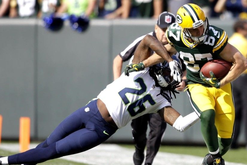 Packers' Jordy Nelson, Aaron Rodgers rely on experience in win | NBC Sports
