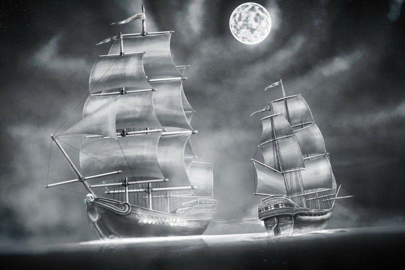 Ghost Ship Wallpapers - Wallpaper Cave
