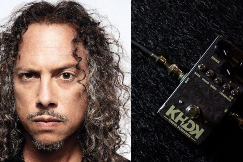 "Kirk Hammett's New ""Ghoul Screamer"" Signature OD Pedal Will Drop on  Halloween - GearGods"