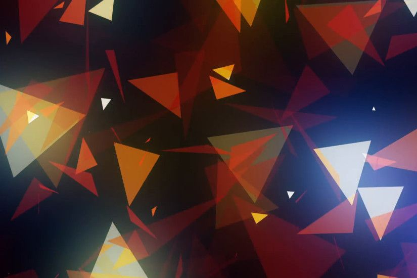 Glowing Multicolored Spinning Triangles Psychedelic Background VJ Loop  Motion Background - VideoBlocks