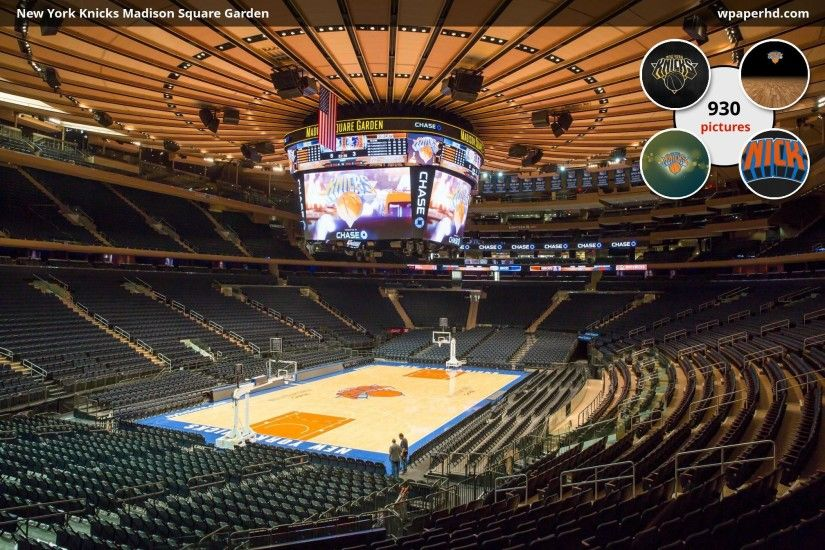 You are on page with New York Knicks Madison Square Garden wallpaper, where  you can download this picture in Original size and ...