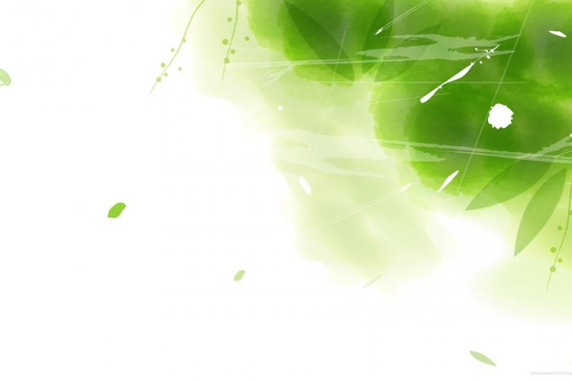 ... Green Abstract Wallpaper In High Quality ...