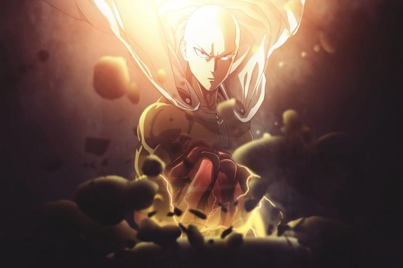 widescreen one punch man wallpaper 1920x1080 x for android tablet