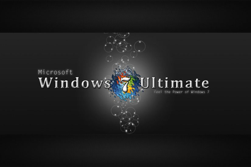 Windows 7 wallpaper 11