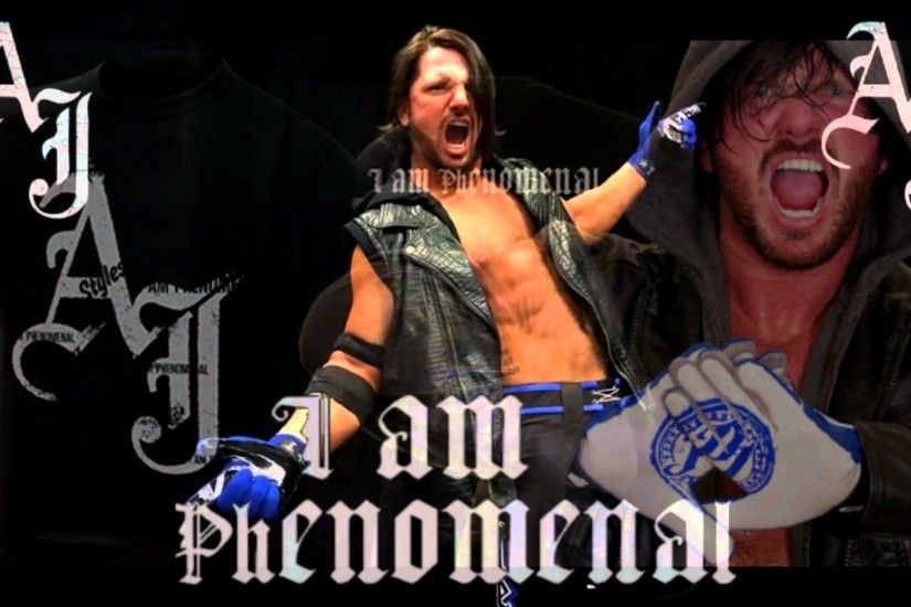 ... Wallpaper Kingdom AJ Styles' WWE Theme Song Available For Download ...